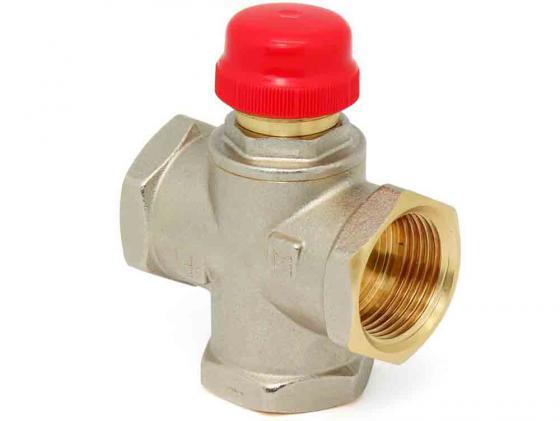 Клапан трехходовой смесительный 1 (с боковым смешиванием, без полного перекрытия) VALTEC VT.MR01.N.0603 клапан трехходовой смесительный 1 с боковым смешиванием с возможностью полного перекрытия