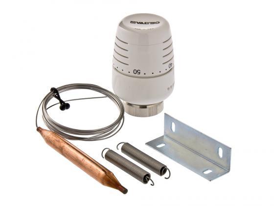 Термоголовка с выносным накладным датчиком (диап. Регул-ки 20-60С) 2м. VALTEC VT.5012.0.0