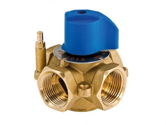 Четырехходовой смесительный клапан 1 1/4 VALTEC VT.MIX04.G.07 stout термостатический смесительный клапан g 1 41 2m g 1 41 2f g 1 4m 60°с