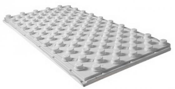 Пенополистирол для т/п (800*700*45) VALTEC FT 20/45 экструдированный пенополистирол пеноплэкс скатная кровля 1200х600х100 мм п