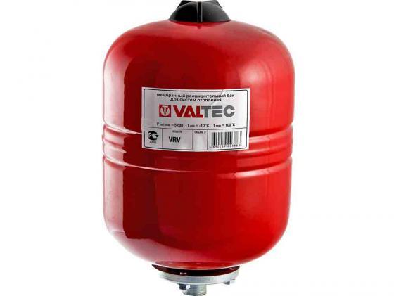 Бак расширительный для отопления 80л. КРАСНЫЙ (с ножками) VALTEC VT.RV.R.060080