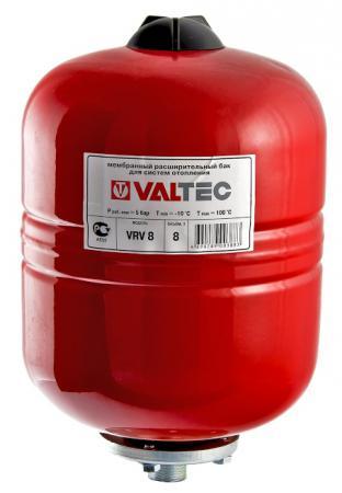 где купить Бак расширительный для отопления VRV8 8л КРАСНЫЙ VALTEC VT.RV.R.060008 по лучшей цене