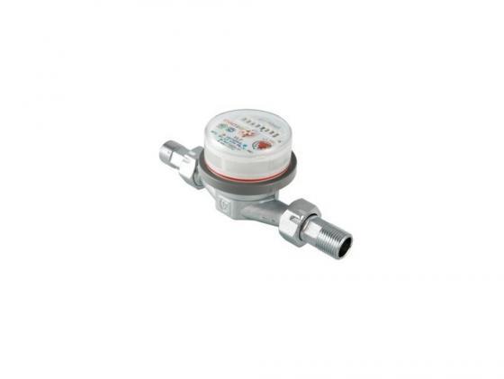 цена на Водосчетчик универсальный квартирный до +90^С 1.5м3 1/2 110 мм VALTEC VLF-U
