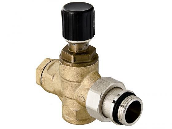 Клапан перепускной 3/4 VALTEC VT.623.G.05 четырехходовой смесительный клапан 1 1 4 valtec vt mix04 g 07