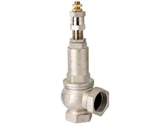 Клапан предохрохранительный регулируемый 1-12 бар 1/2 VALTEC VT.1831.N.04 переходник valtec vt 592