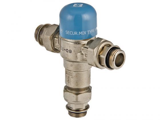 Трехходовой термостатический смесительный клапан Thermomix 1/2 (не регул.) VALTEC VT.MT10NR клапан трехходовой смесительный 1 с боковым смешиванием с возможностью полного перекрытия