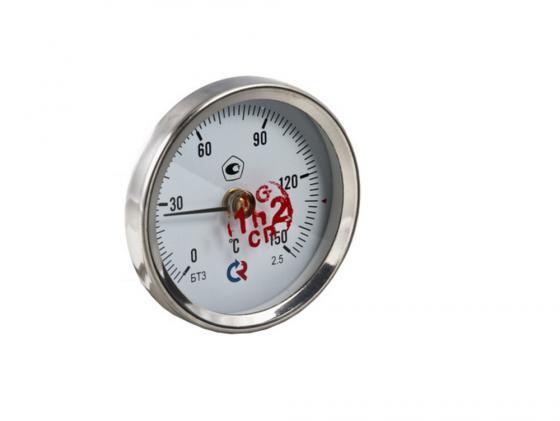 Купить Термометр БT-30 Dy63 накладной, 0-150* VALTEC БТ-30-150