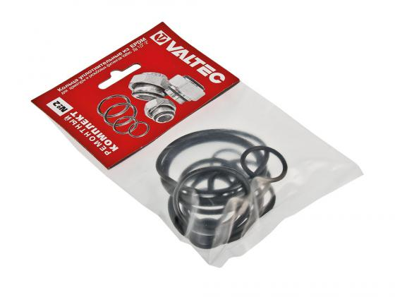 Купить Набор колец EPDM, для арматуры и резьбовых фитингов VALTEC, Ду 1/2 -2 (ремонтный комплект) VT.KIT.2.0409