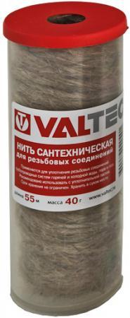 Нить сантехническая льняная, для резьб. соед. (55м) VALTEC VT.FLAX.0.055 нить льняная сантехническая valtec