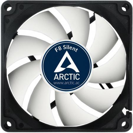 Вентилятор Arctic Cooling Arctic F8 Silent 80мм 1200об/мин цена