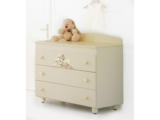 Комод бельевой Baby Expert Cremino (крем) комод бельевой baby expert perla крем золотой