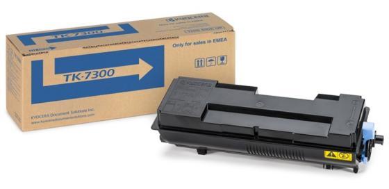Картридж Kyocera Mita TK-7300 для Kyocera ECOSYS P4040dn 15000 Черный все цены
