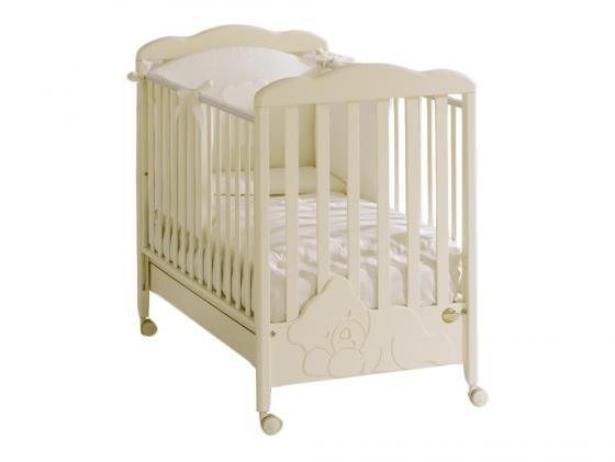 Кроватка Baby Expert Coccolo (крем)
