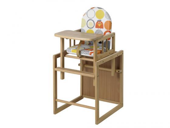 Стульчик для кормления Geuther Nico (натуральный 31) geuther стул детский для кормления family geuther натуральный