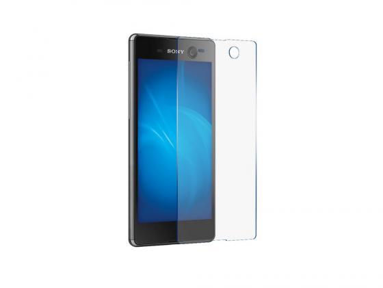 все цены на Защитное стекло DF для Sony Xperia M5 xSteel-21 онлайн