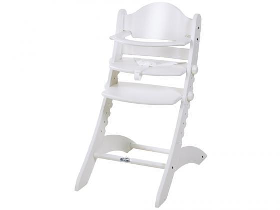 Стульчик для кормления Geuther Swing белый стульчик для кормления sweet baby couple amethyst