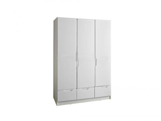 Шкаф трехстворчатый Geuther Fresh (белая панель)