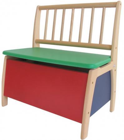 Скамья-сундук Geuther Bambino (цветной) стул geuther детский стульчик bambino белый