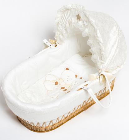 Корзина для переноски Italbaby Angioletti (240,0014) italbaby панно настенное с карманами для принадлежностей italbaby angioletti арт 710 0014