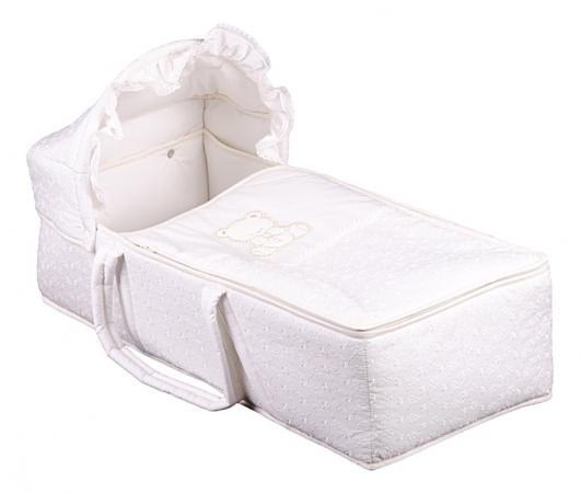 Сумка-переноска для новорожденного Italbaby Amore (крем/720,0082-6) italbaby детская кроватка люлька italbaby sweet angels