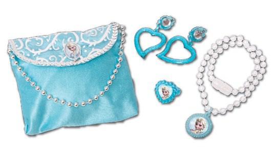 Игровой набор BOLEY украшения серии Холодное сердце 4 предмета 82546