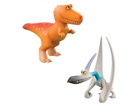 Набор фигурок Good Dinosaur Ремси и Птеродактиль 62304 5pcs lot dinosaur eggs park classical dinosaur action figure toy for collection dinosaur model y13