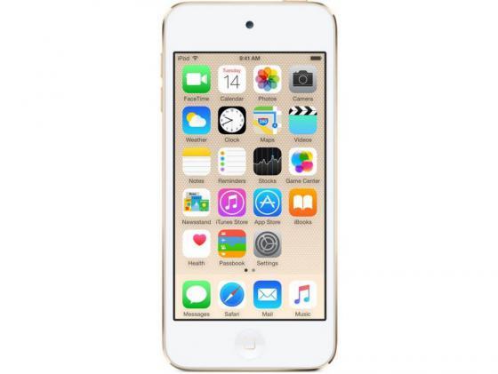 Плеер Apple iPod touch 6 64Gb MKHC2RU/A золотой jamo a 102 hcs 6 комплект акустики 5 1 black