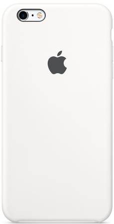 Чехол (клип-кейс) Apple Silicone Case для iPhone 6 Plus iPhone 6S Plus белый MKXK2ZM/A цена
