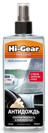 Антидождь Hi Gear HG 5624 салфетки hi gear hg 5583 освежающие
