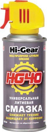 Универсальная литиевая смазка Hi Gear HG 5504 салфетки hi gear hg 5585