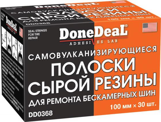 Самовулканизирующиеся резиновые жгуты для ремонта шин Done Deal DD 0368 набор для ремонта камер и надувных резиновых изделий done deal dd 0332
