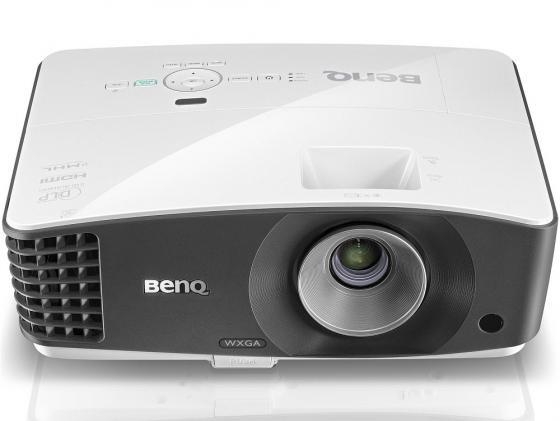 Проектор BenQ MW705 DLP 1280x800 4000 ANSI Lm 13000:1 VGA HDMI S-Video RS-232 9H.JEC77.13E проектор benq mw526e dlp 1280x800 3200 ansi lm 13000 1 2xvga hdmi s video rs 232 9h jd977 33e