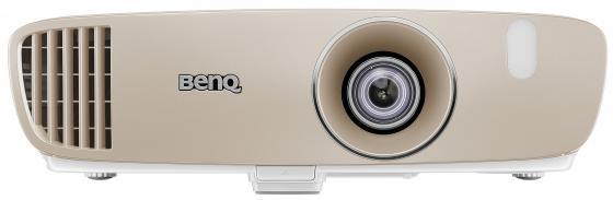 Проектор BenQ W2000 DLP 1920x1080 2000 ANSI Lm 15000:1 VGA HDMI RS-232 9H.Y1J77.17E проектор acer f7600 dlp 1920x1200 5000 ansi lm