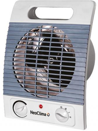 Тепловентилятор NEOCLIMA FH-05 2000 Вт белый серый комплект neoclima ncb540 31