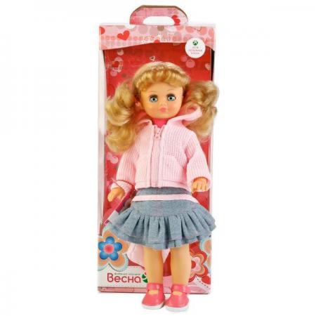 Кукла Весна Лиза 42 см говорящая В2227/о цена