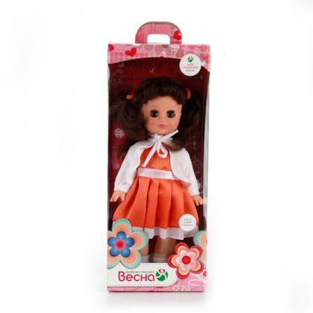 Кукла Весна Христина 3 35 см говорящая В34/о весна весна кукла христина 1 озвученная 35 см