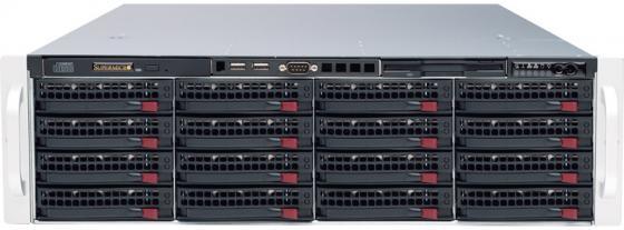Серверная платформа SuperMicro SSG-6038R-E1CR16L серверная платформа asus ts300 e8 ps4
