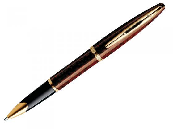 Ручка-роллер Waterman Carene 41104 черный F S0700920