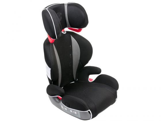 Автокресло Carmate/Ailebebe Saratto Highback Junior Quattro (черно-серое/ALJ205)