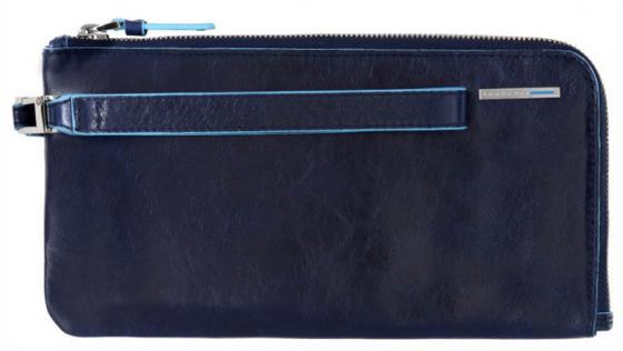 Мультипортмоне Piquadro Blue Square кожа AC2648B2/BLU2