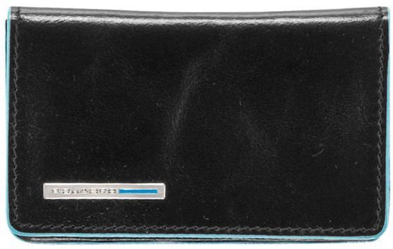Чехол Piquadro Blue Square для кредитных/визитных карт кожа PP1263B2/N