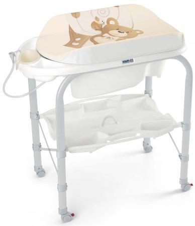 Купить со скидкой Стол пеленальный с ванночкой Cam Cambio (цвет 219)