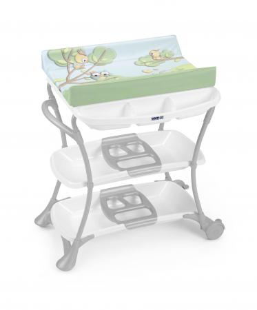 Стол пеленальный с ванночкой Cam Nuvola (цвет 222) цена