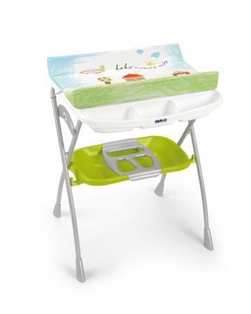 Стол пеленальный с ванночкой Cam Volare (цвет 222) стол пеленальный с ванночкой cam volare цвет 227