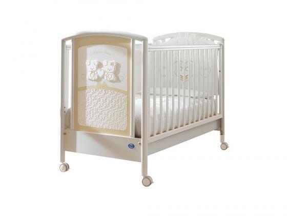 Кроватка Pali Smart Maison Bebe (белый) pali deocell