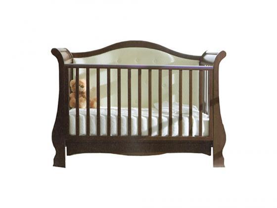 Кроватка Pali Vittoria (темный орех) обычная кроватка ведрусс лана 2 темный орех