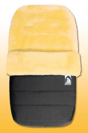 Конверт из овчины Heitmann Felle 968 Lambskin Cosy Toes (темно-серый) зимний конверт altabebe lambskin bugaboo footmuff mt2280 lp black 65