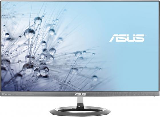 Монитор 25 ASUS MX25AQ черный AH-IPS 2560x1440 300 cd/m^2 5 ms HDMI DisplayPort Аудио 90LM01P0-B01670 монитор 25 asus mx259h черный ah ips 1920x1080 250 cd m^2 5 ms dvi hdmi аудио 90lm0190 b01670