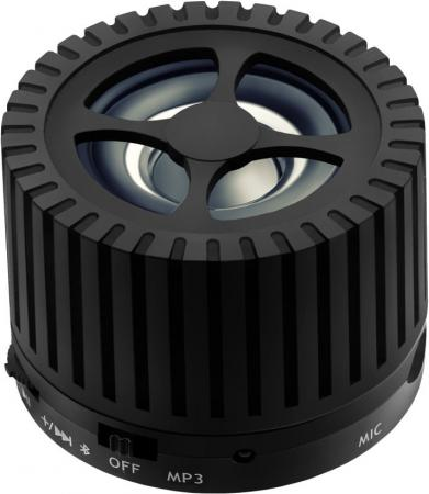Портативная акустика Ginzzu GM-988В черный портативная акустика ginzzu gm 885b черный