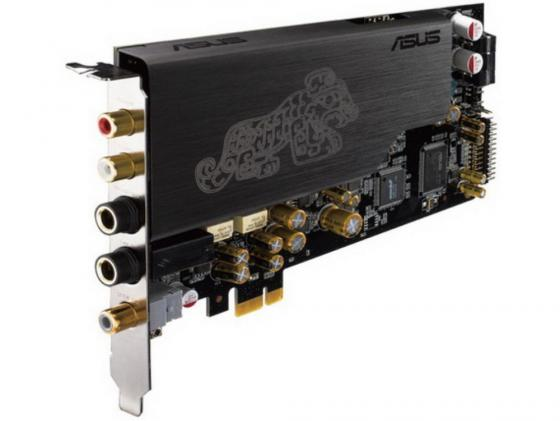 Звуковая карта PCI-E Asus Essence STX II Retail 90YA00MN-M0UA00 звуковая карта pci e asus essence stx ii 7 1 7 1 ret